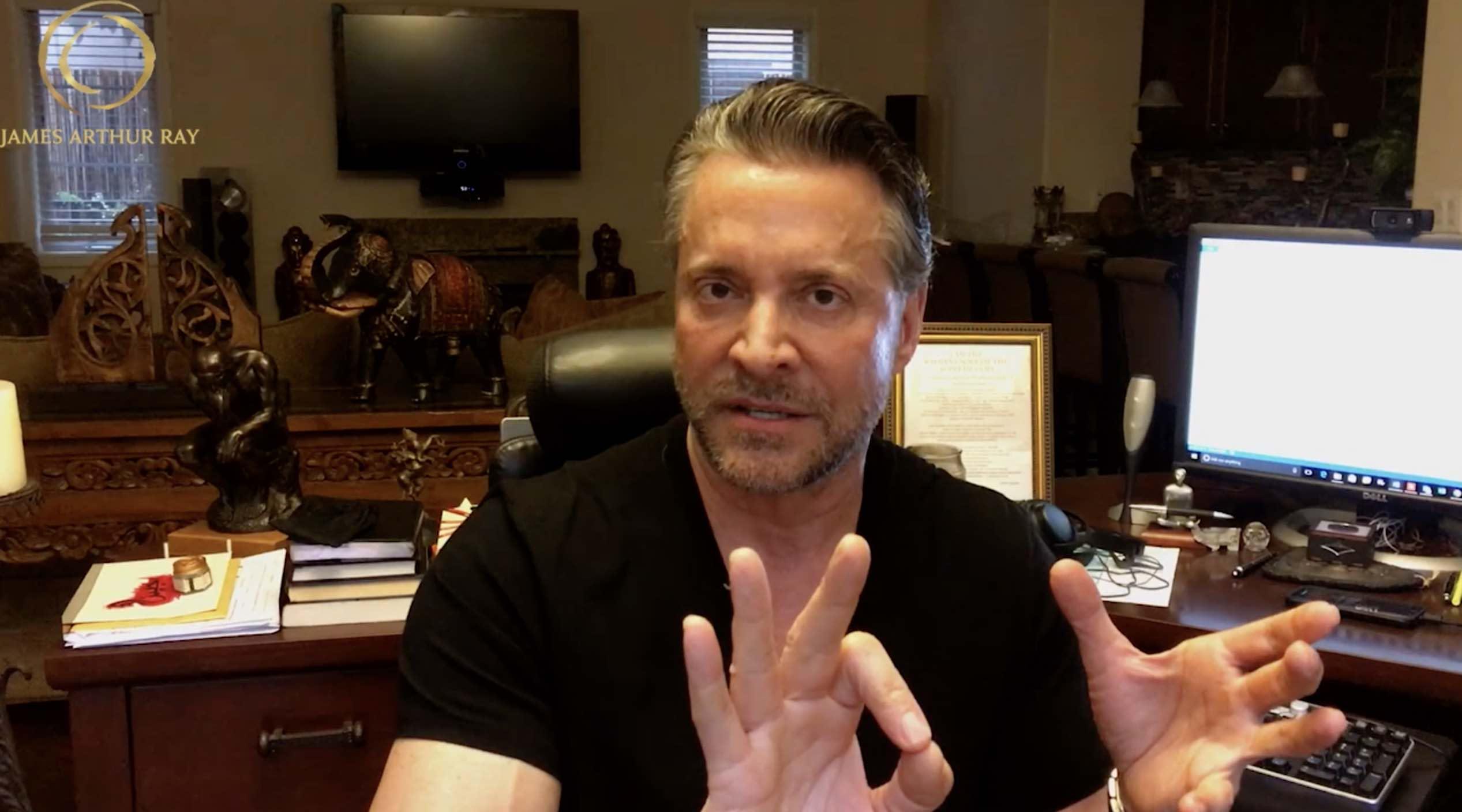 video-the-art-of-warrior-leadership-james-arthur-ray